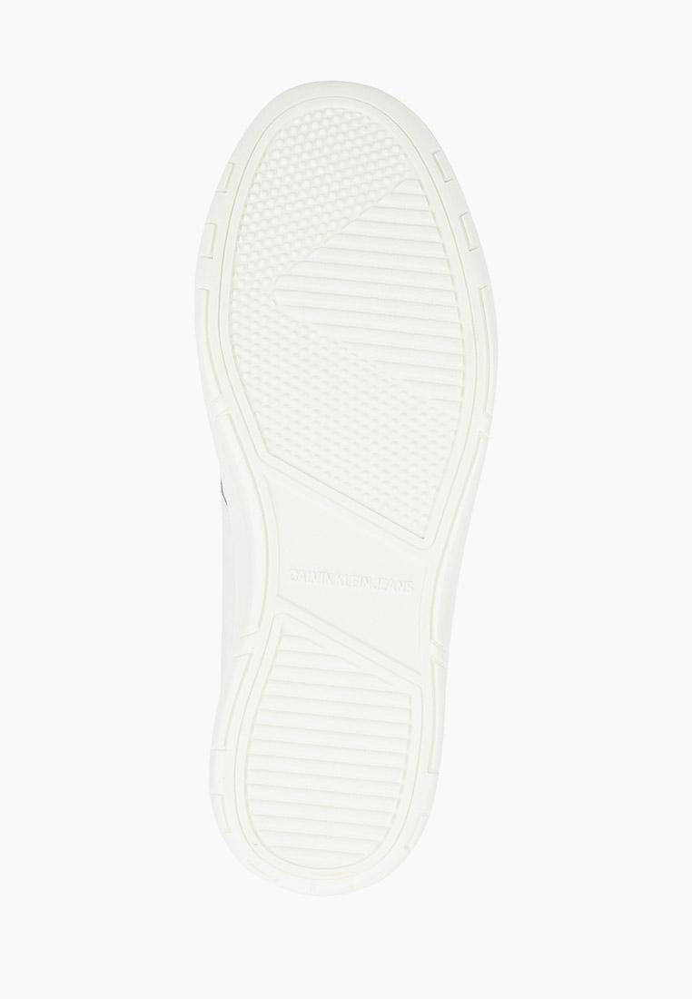 Мужские кеды Calvin Klein (Кельвин Кляйн) S0580: изображение 5