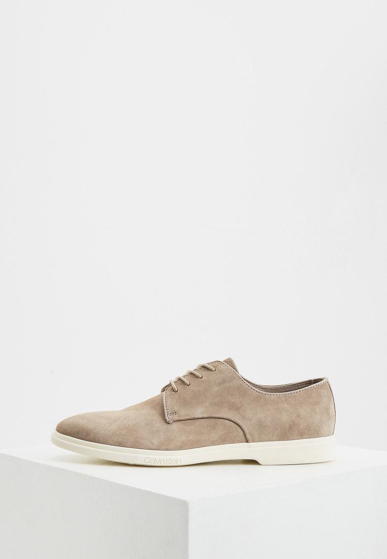 Мужские туфли Calvin Klein (Кельвин Кляйн) B4F4059: изображение 1