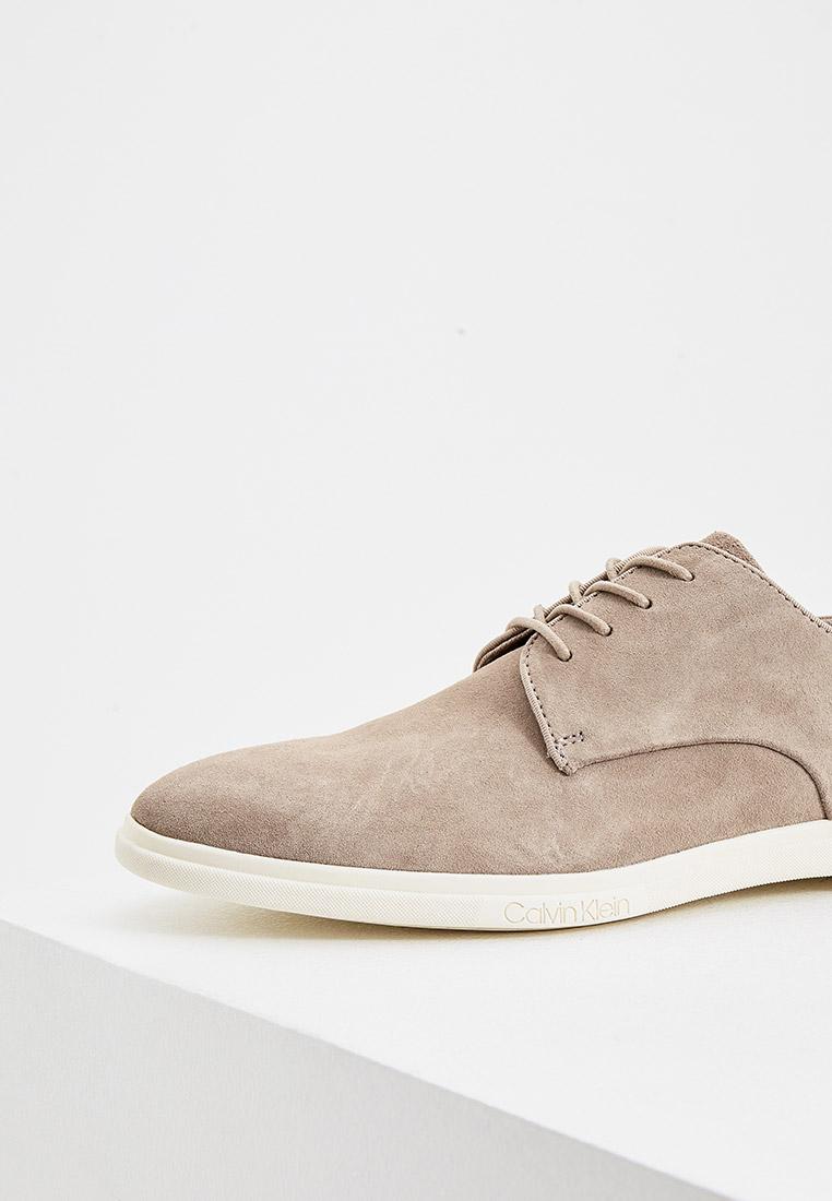 Мужские туфли Calvin Klein (Кельвин Кляйн) B4F4059: изображение 2