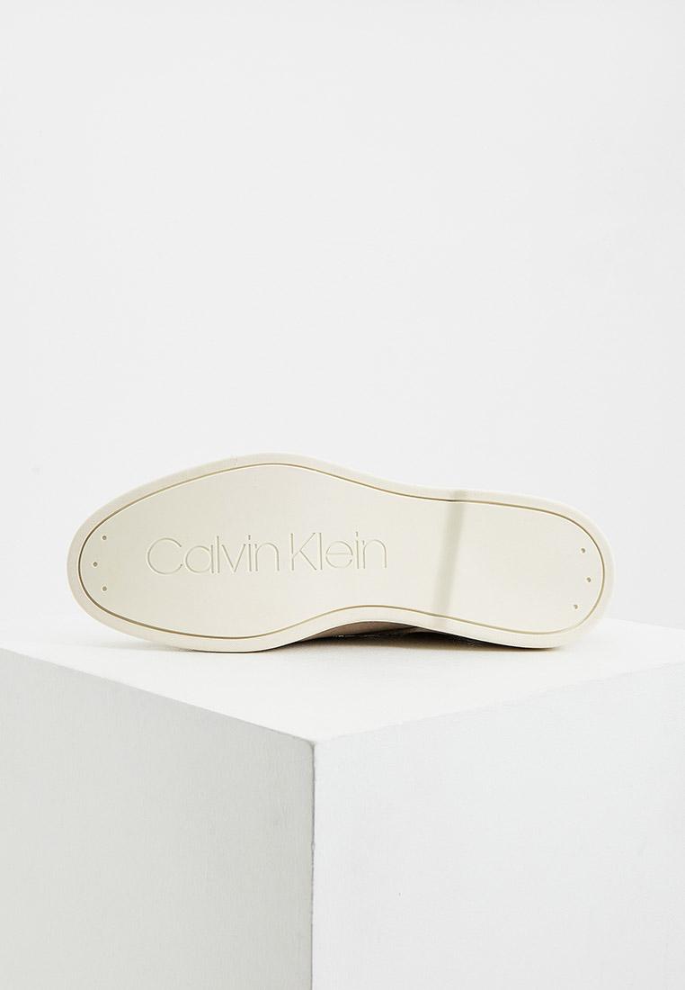 Мужские туфли Calvin Klein (Кельвин Кляйн) B4F4059: изображение 5