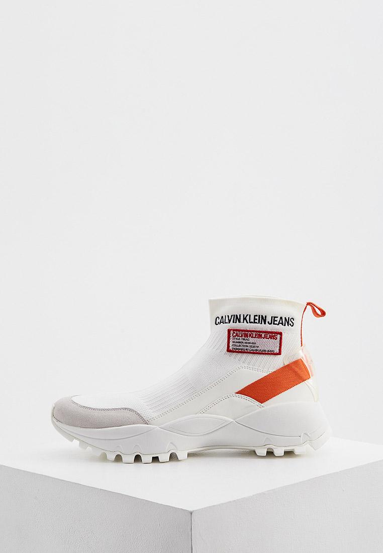 Мужские кроссовки Calvin Klein (Кельвин Кляйн) S0587