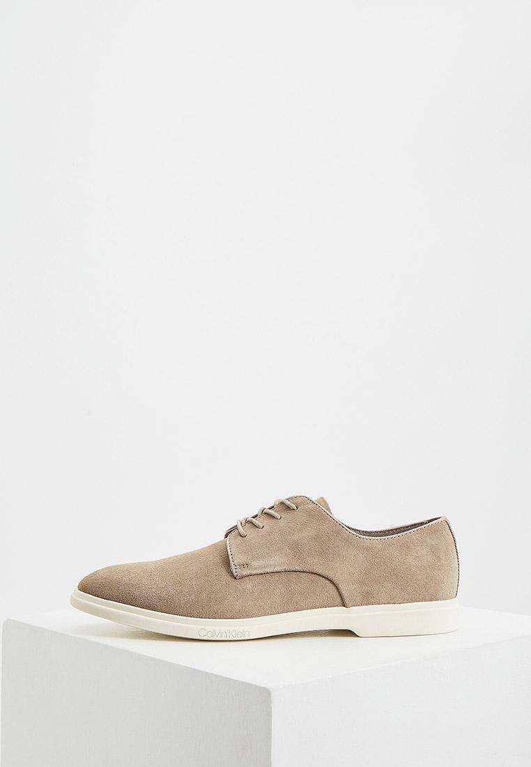 Мужские туфли Calvin Klein (Кельвин Кляйн) B4F4059
