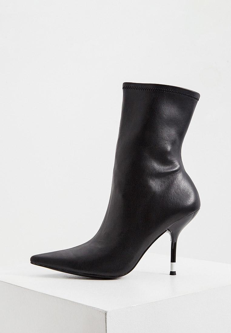 Женские полусапоги Calvin Klein (Кельвин Кляйн) B4E6226