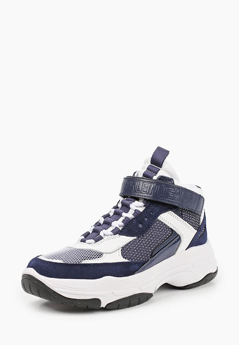 Женские кроссовки Calvin Klein (Кельвин Кляйн) B4R0824: изображение 2