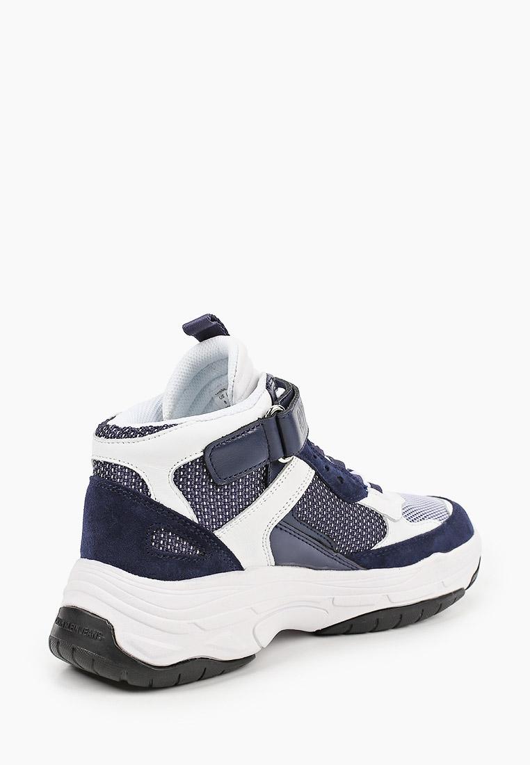 Женские кроссовки Calvin Klein (Кельвин Кляйн) B4R0824: изображение 3