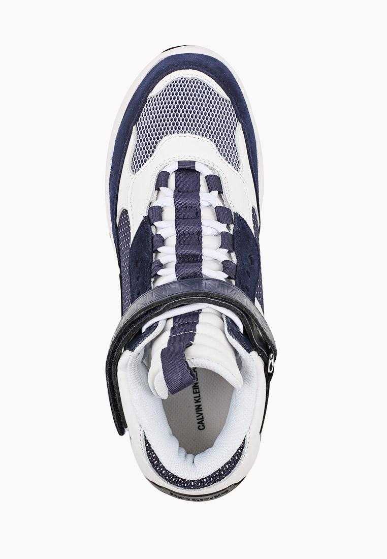 Женские кроссовки Calvin Klein (Кельвин Кляйн) B4R0824: изображение 4