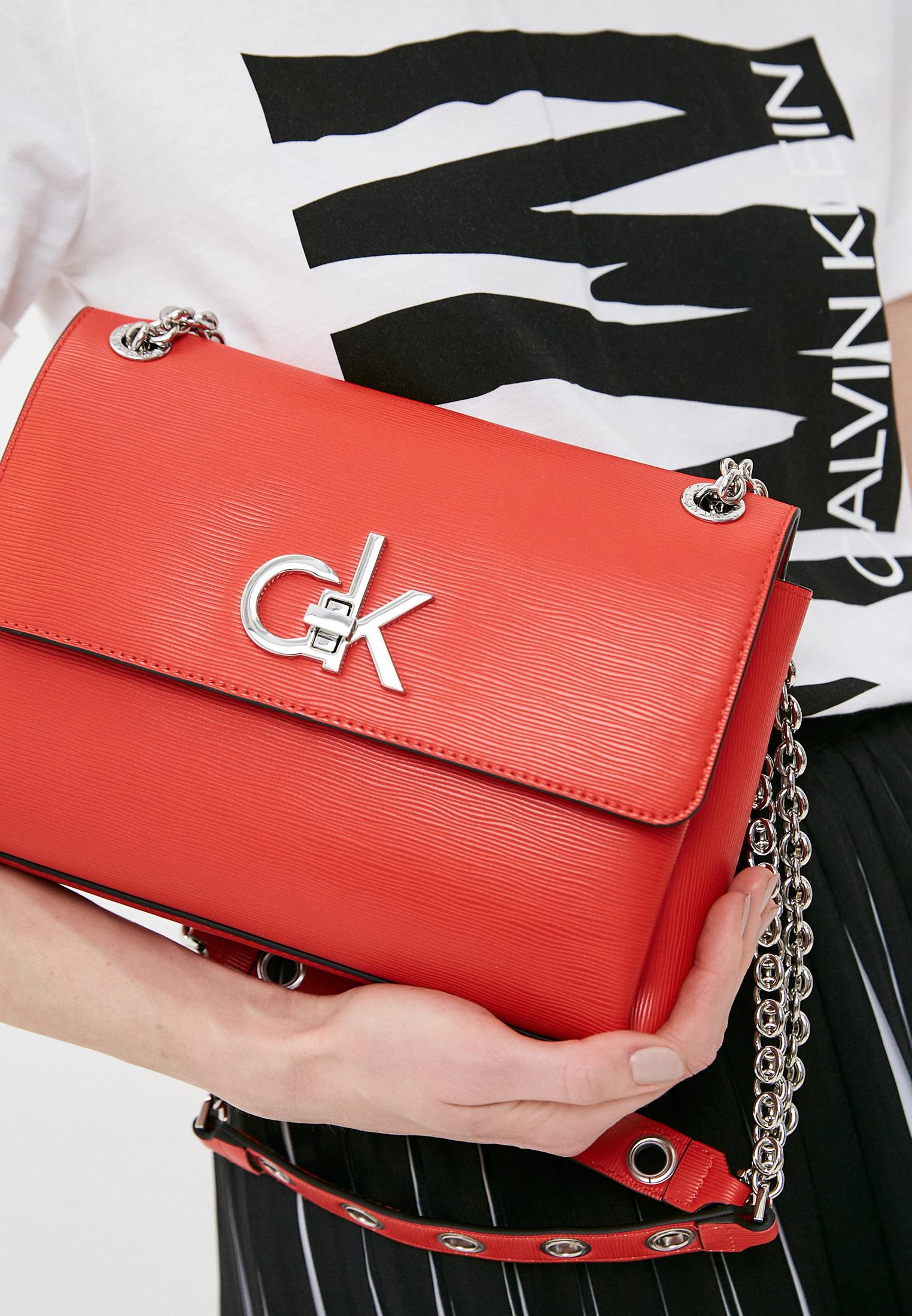 Сумка Calvin Klein (Кельвин Кляйн) K60K608067: изображение 1