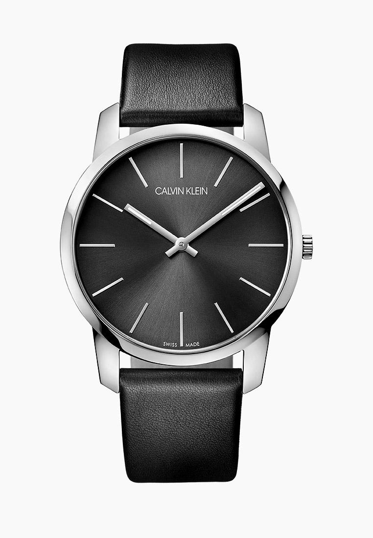 Мужские часы Calvin Klein (Кельвин Кляйн) K2G21107