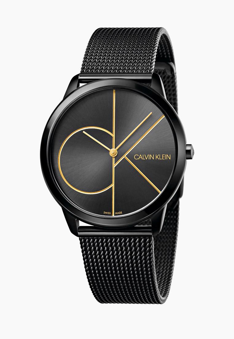 Мужские часы Calvin Klein (Кельвин Кляйн) K3M214X1