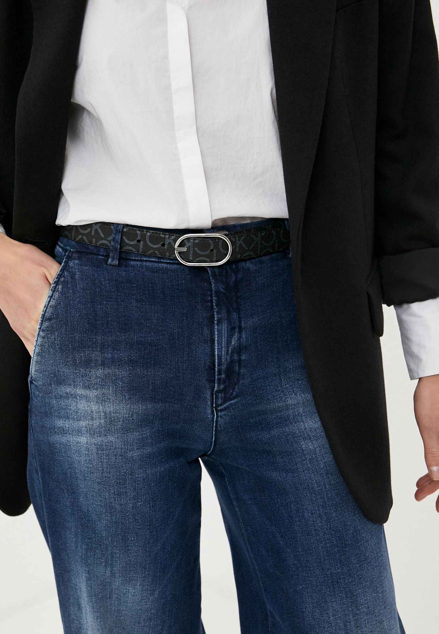 Ремень Calvin Klein (Кельвин Кляйн) K60K607331: изображение 5