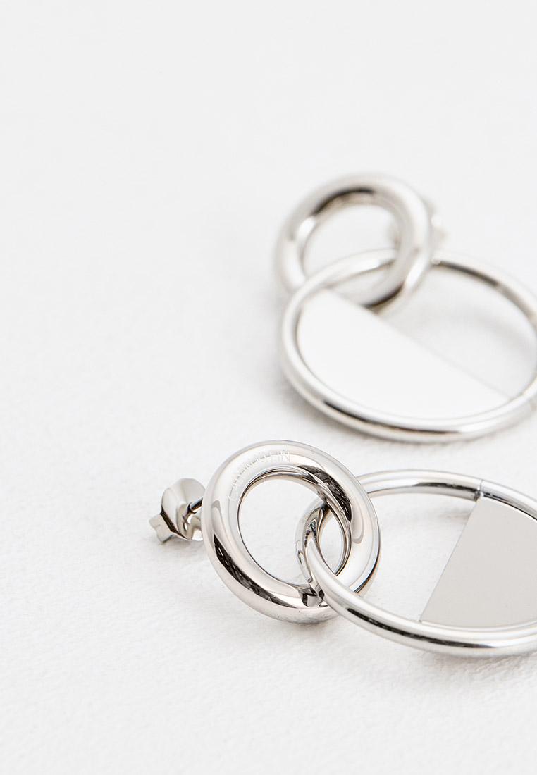 Женские серьги Calvin Klein (Кельвин Кляйн) KJ8GME000100: изображение 3