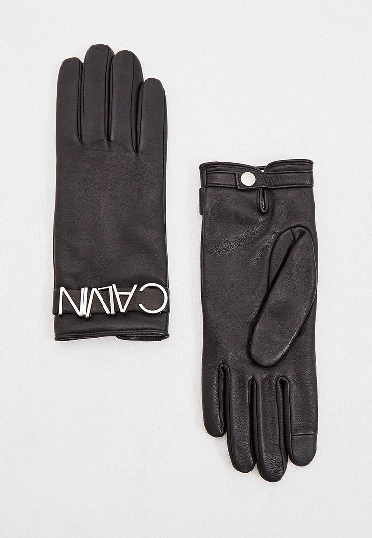 Женские перчатки Calvin Klein (Кельвин Кляйн) K60K607284