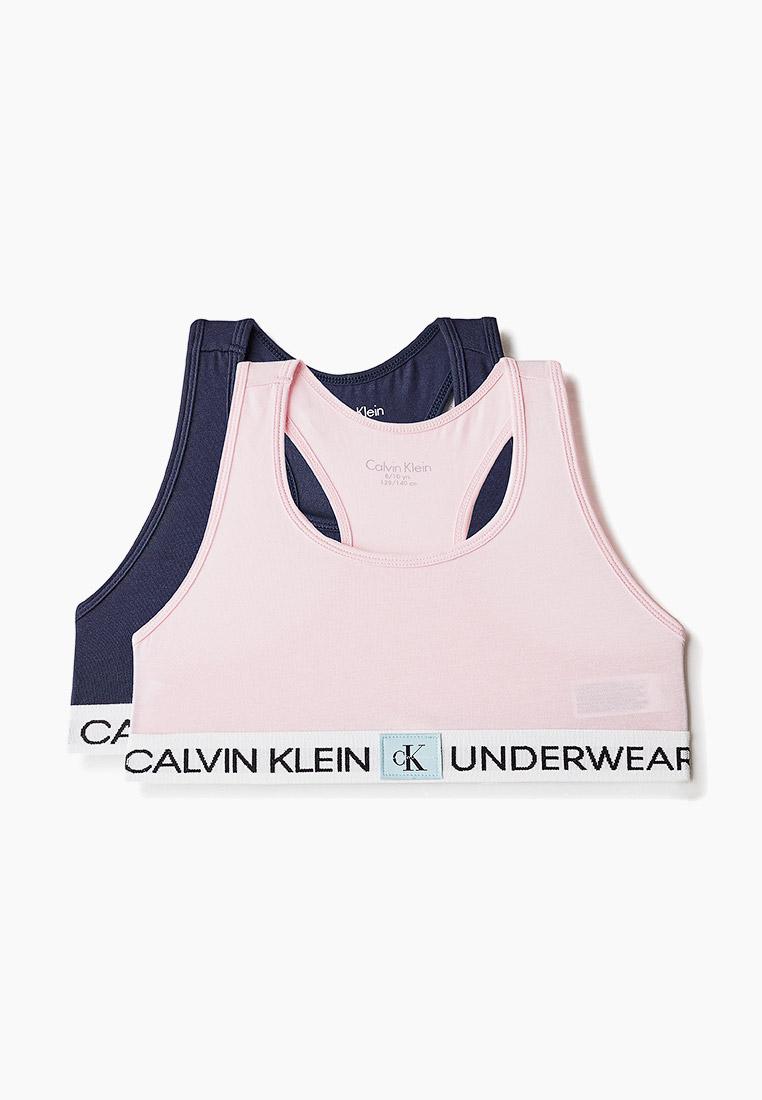 Футболка Calvin Klein (Кельвин Кляйн) G80G800350: изображение 1