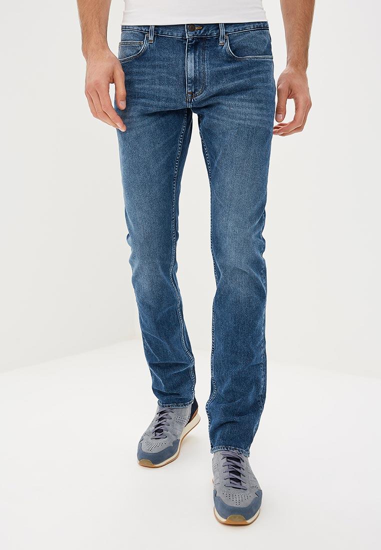 Мужские прямые джинсы Calvin Klein (Кельвин Кляйн) k10k102678