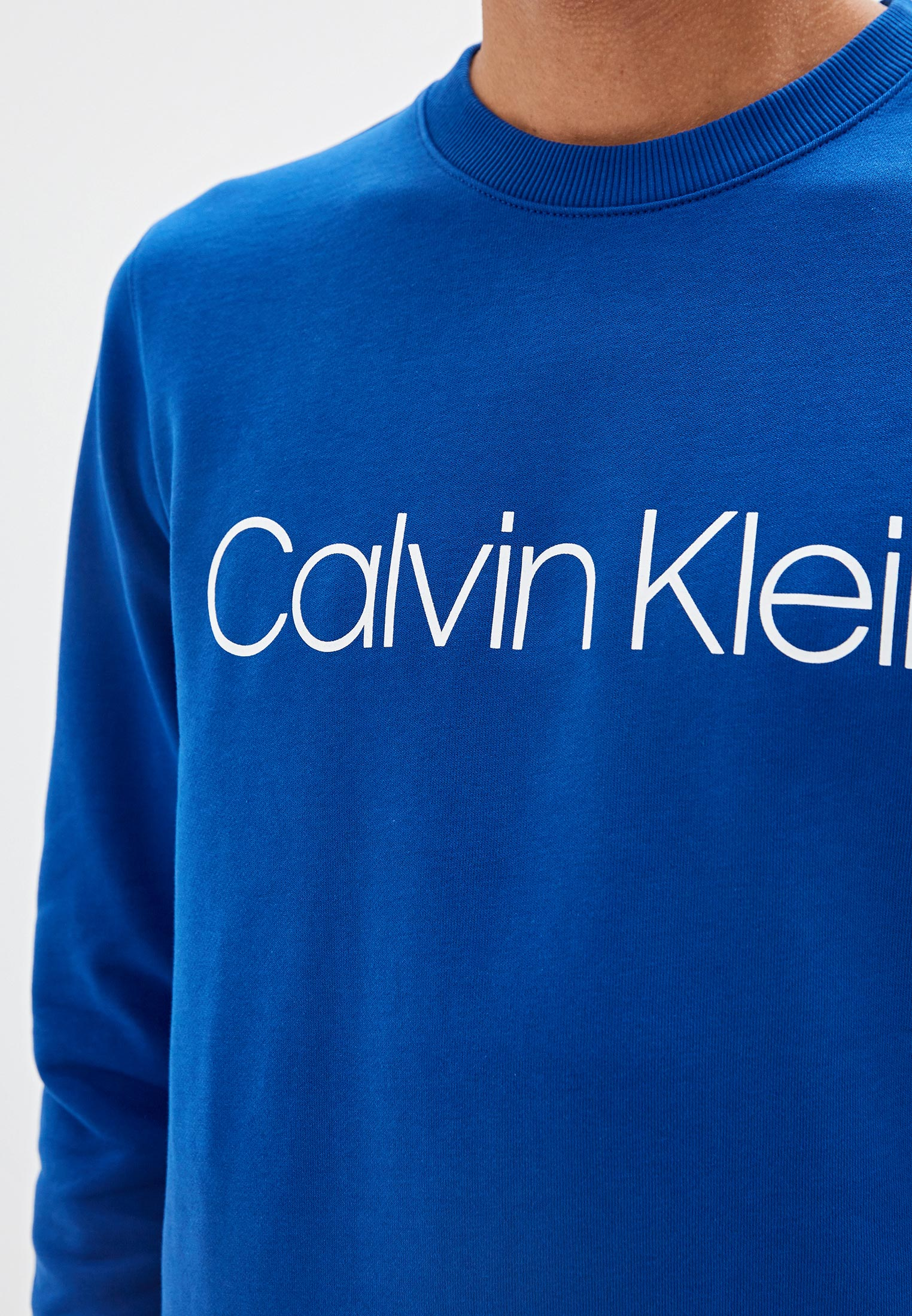 Свитер Calvin Klein (Кельвин Кляйн) K10K102724: изображение 4