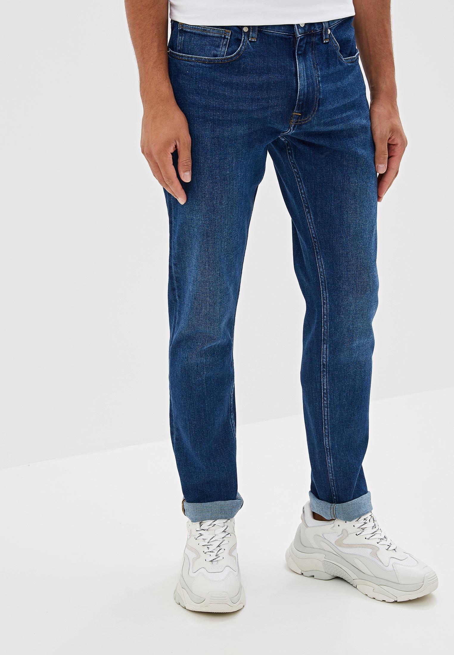 Мужские прямые джинсы Calvin Klein (Кельвин Кляйн) k10k104361