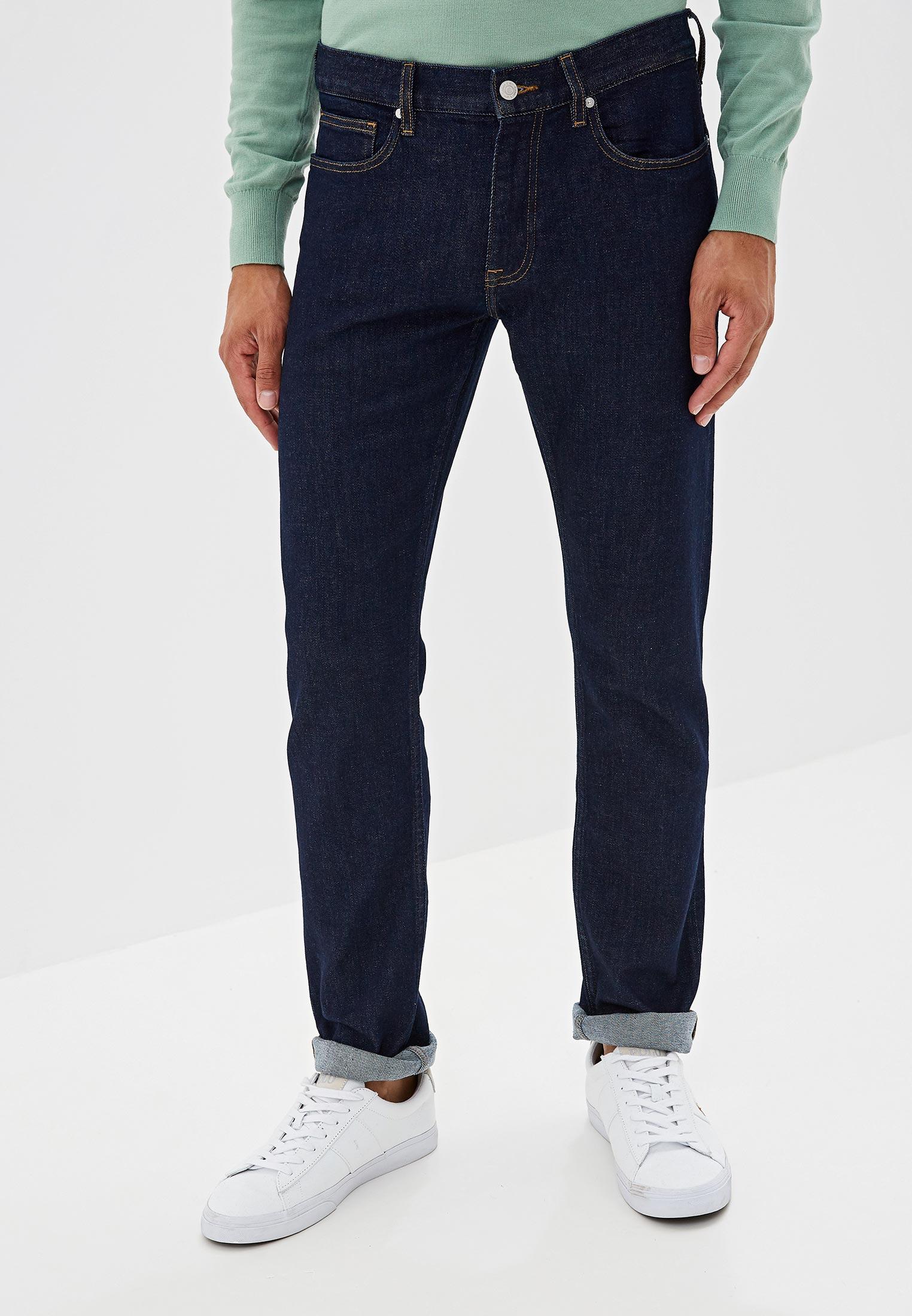 Зауженные джинсы Calvin Klein (Кельвин Кляйн) k10k104359: изображение 1