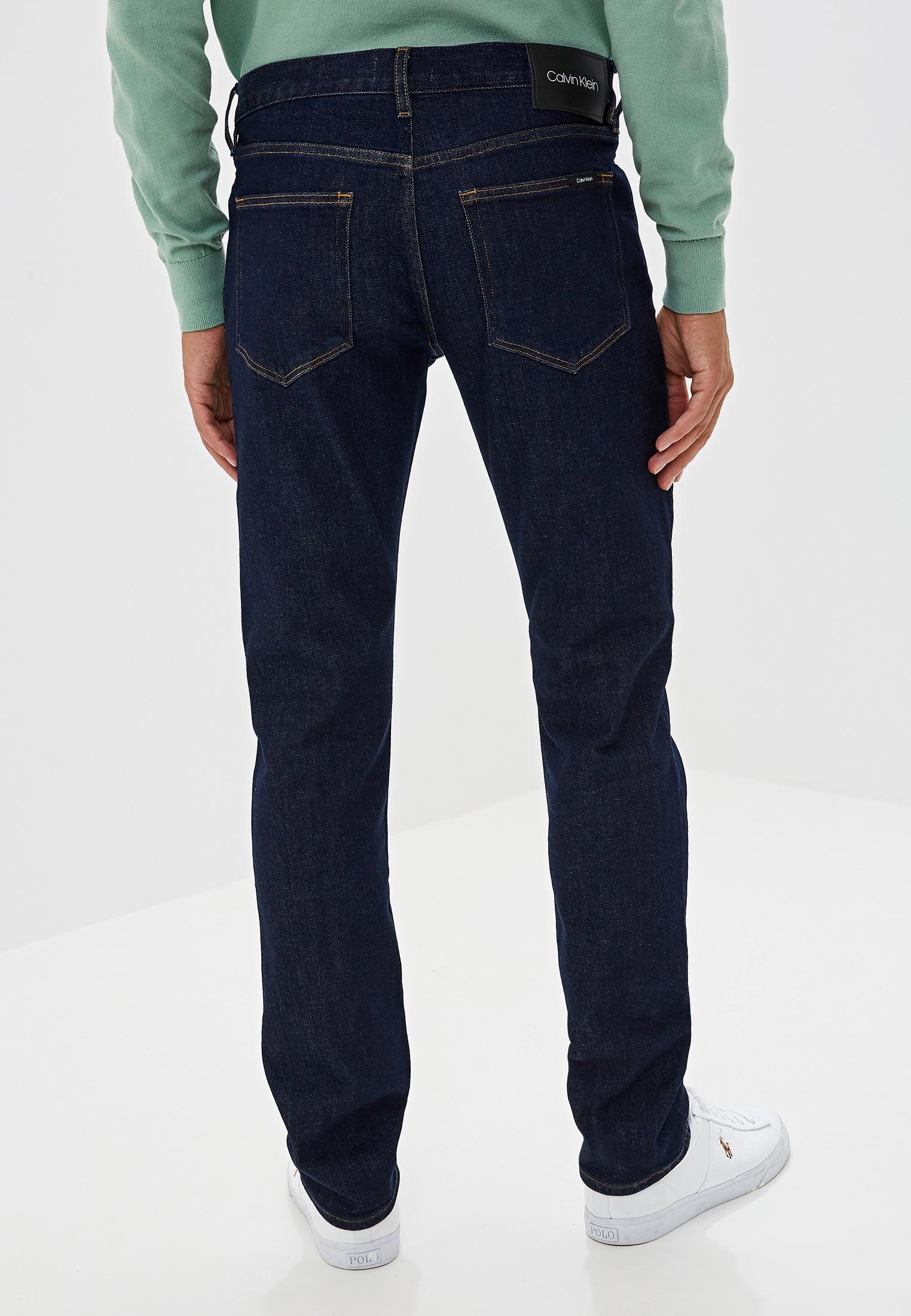 Зауженные джинсы Calvin Klein (Кельвин Кляйн) k10k104359: изображение 3