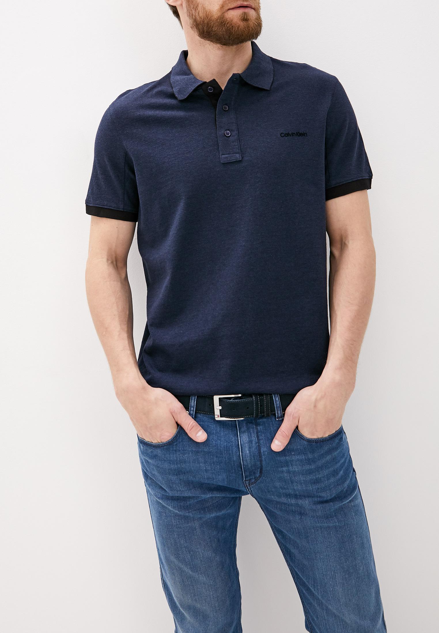 Мужские поло Calvin Klein (Кельвин Кляйн) k10k104912: изображение 1