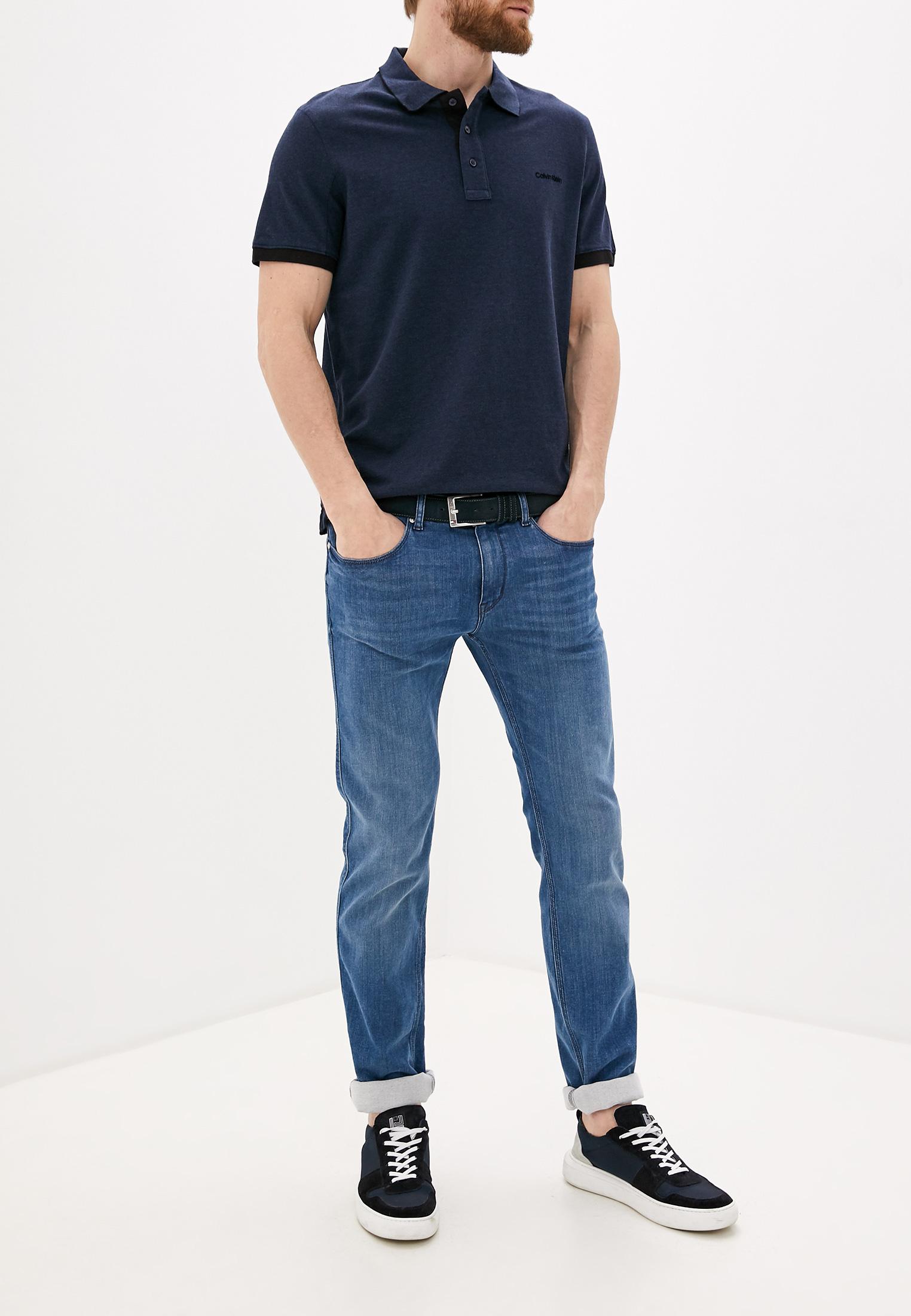 Мужские поло Calvin Klein (Кельвин Кляйн) k10k104912: изображение 2