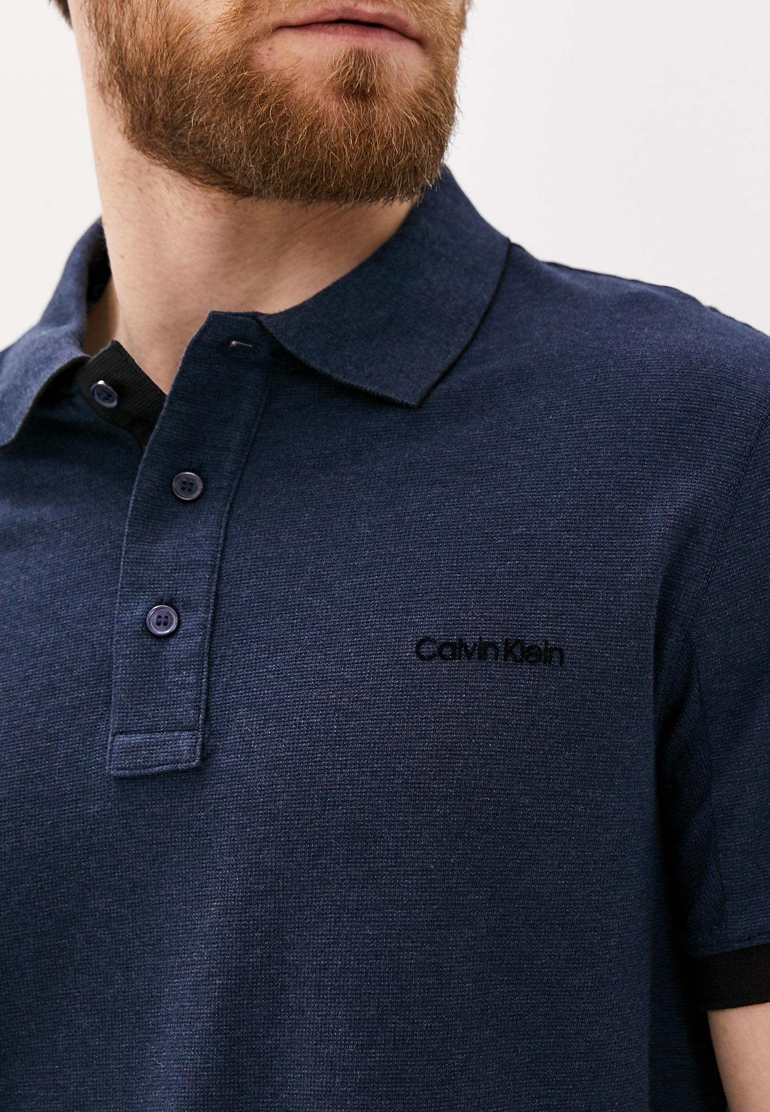Мужские поло Calvin Klein (Кельвин Кляйн) k10k104912: изображение 4