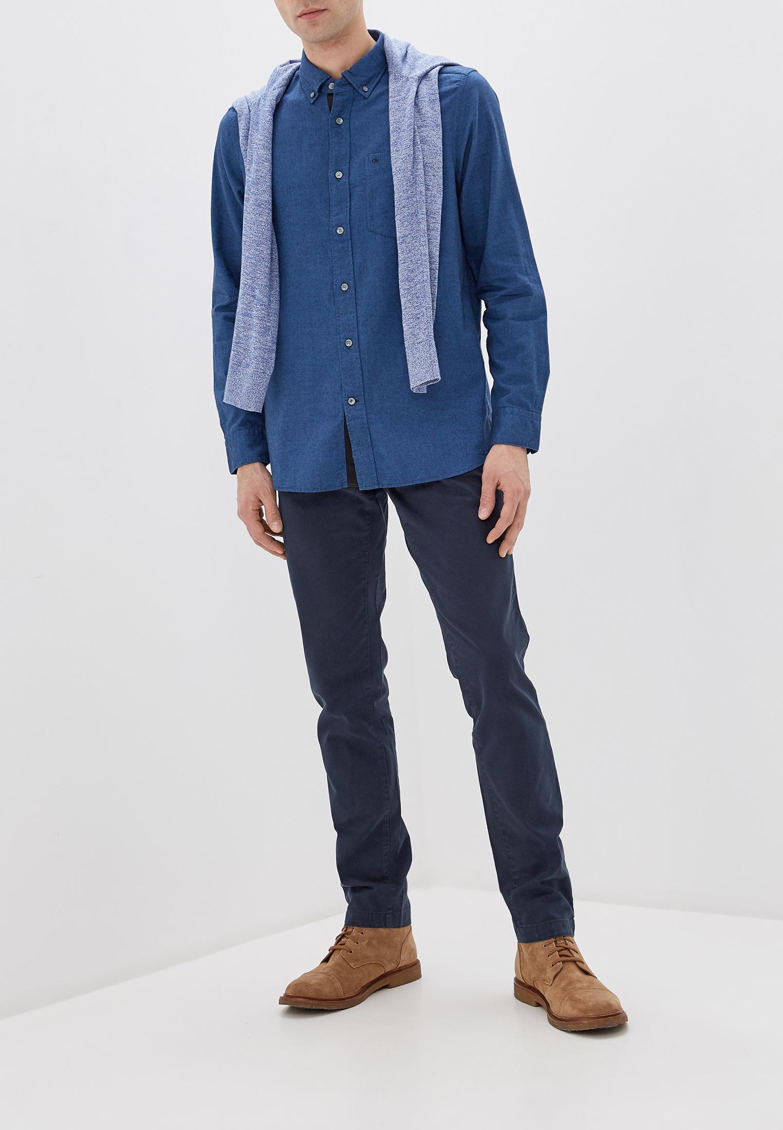 Мужские повседневные брюки Calvin Klein (Кельвин Кляйн) k10k104974: изображение 2