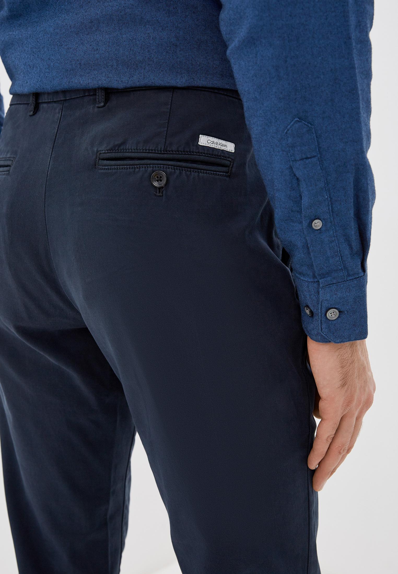 Мужские повседневные брюки Calvin Klein (Кельвин Кляйн) k10k104974: изображение 4