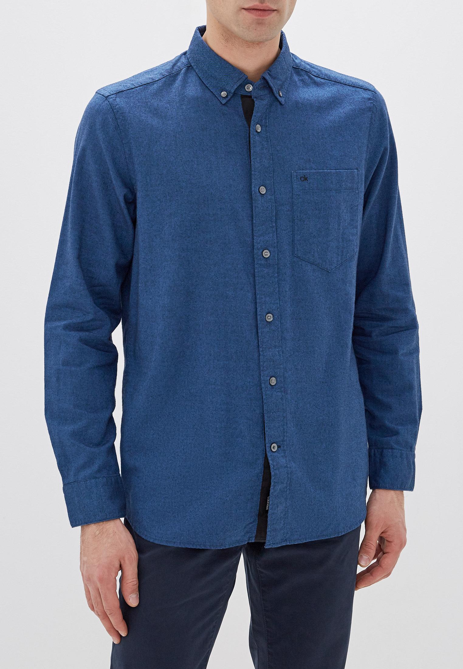 Рубашка с длинным рукавом Calvin Klein (Кельвин Кляйн) k10k104884