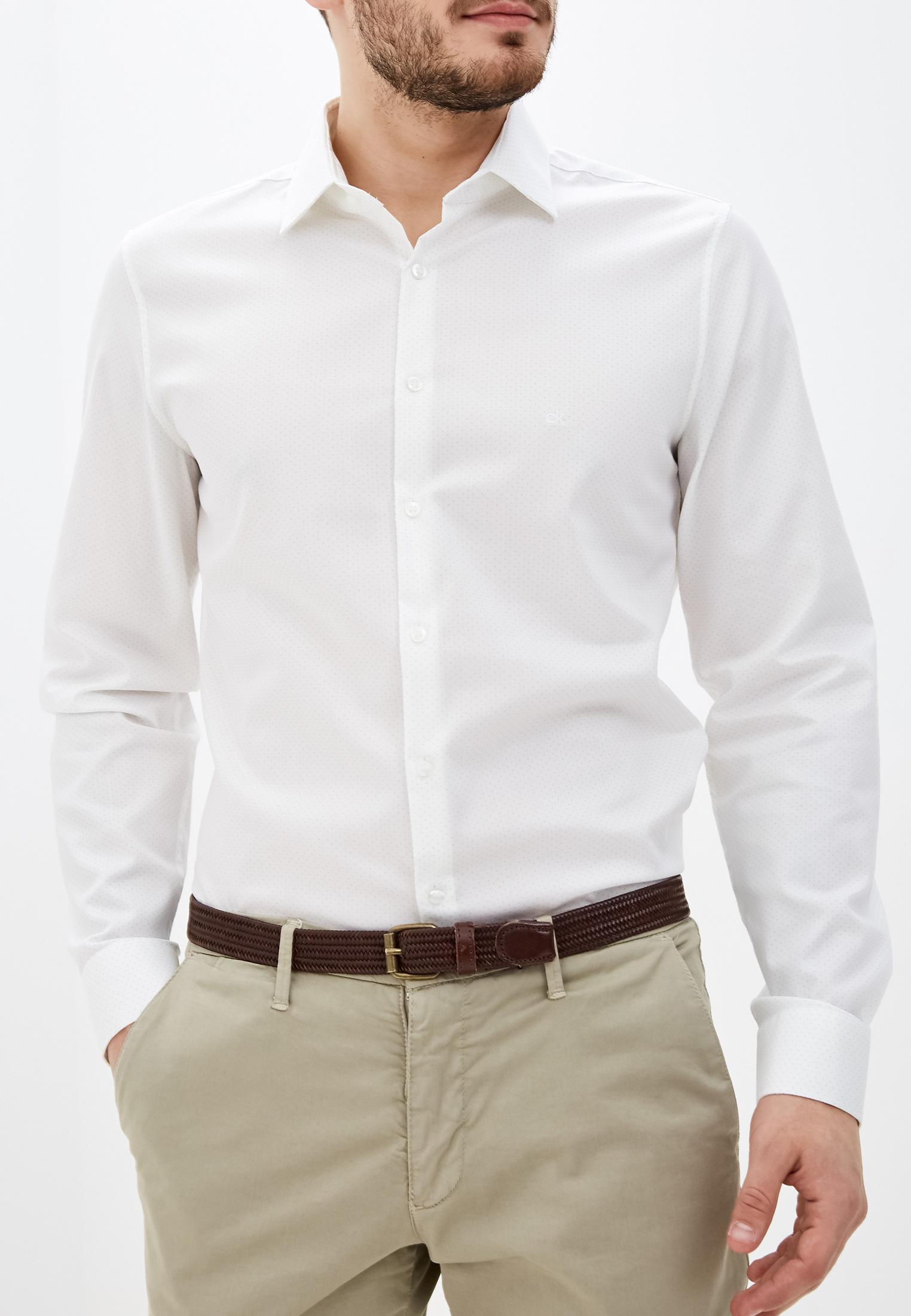 Рубашка с длинным рукавом Calvin Klein (Кельвин Кляйн) k10k104988