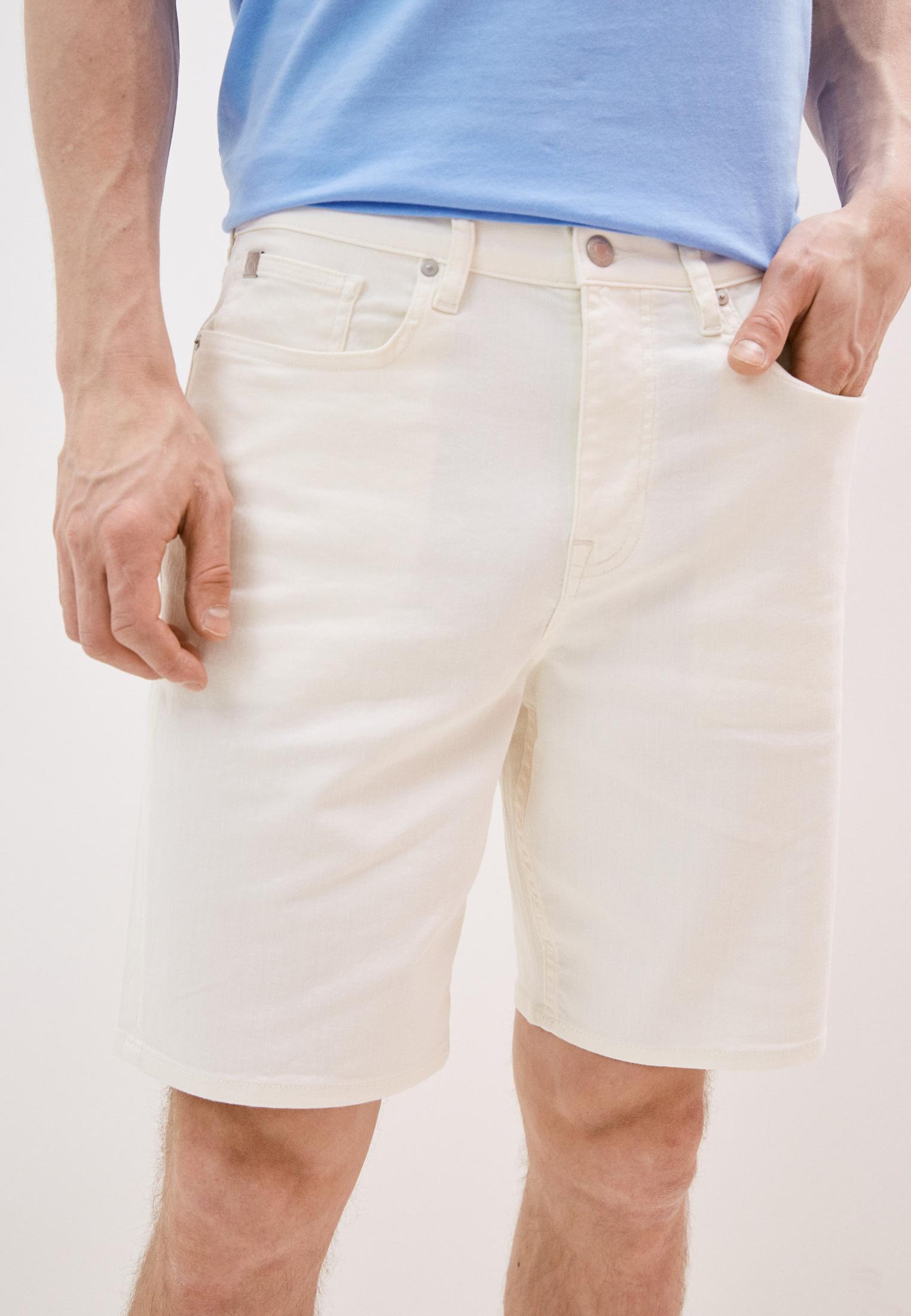 Мужские джинсовые шорты Calvin Klein (Кельвин Кляйн) k10k105477