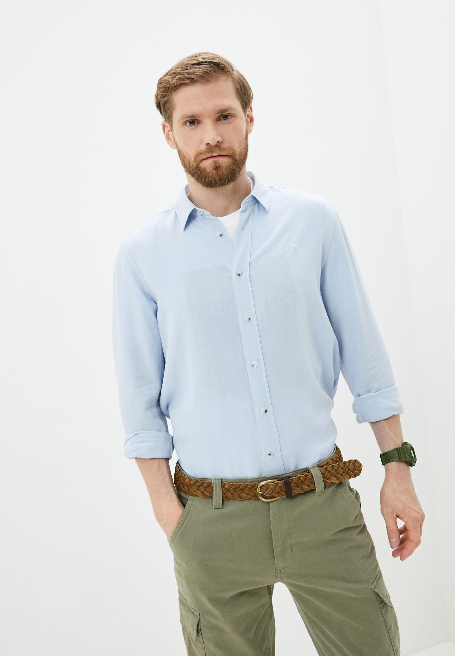 Рубашка с длинным рукавом Calvin Klein (Кельвин Кляйн) k10k105298