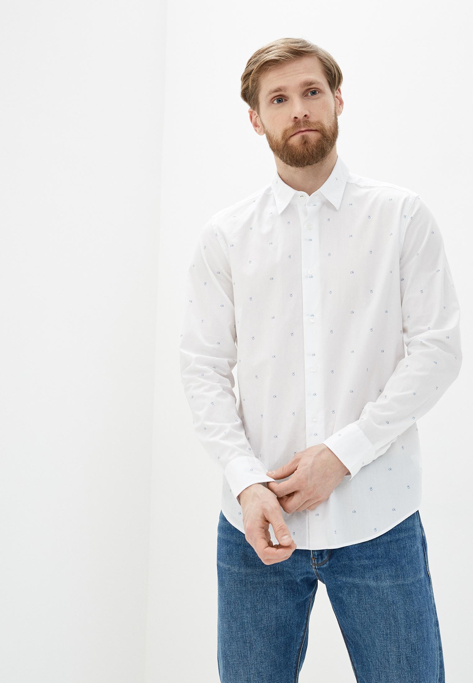 Рубашка с длинным рукавом Calvin Klein (Кельвин Кляйн) k10k105291: изображение 1