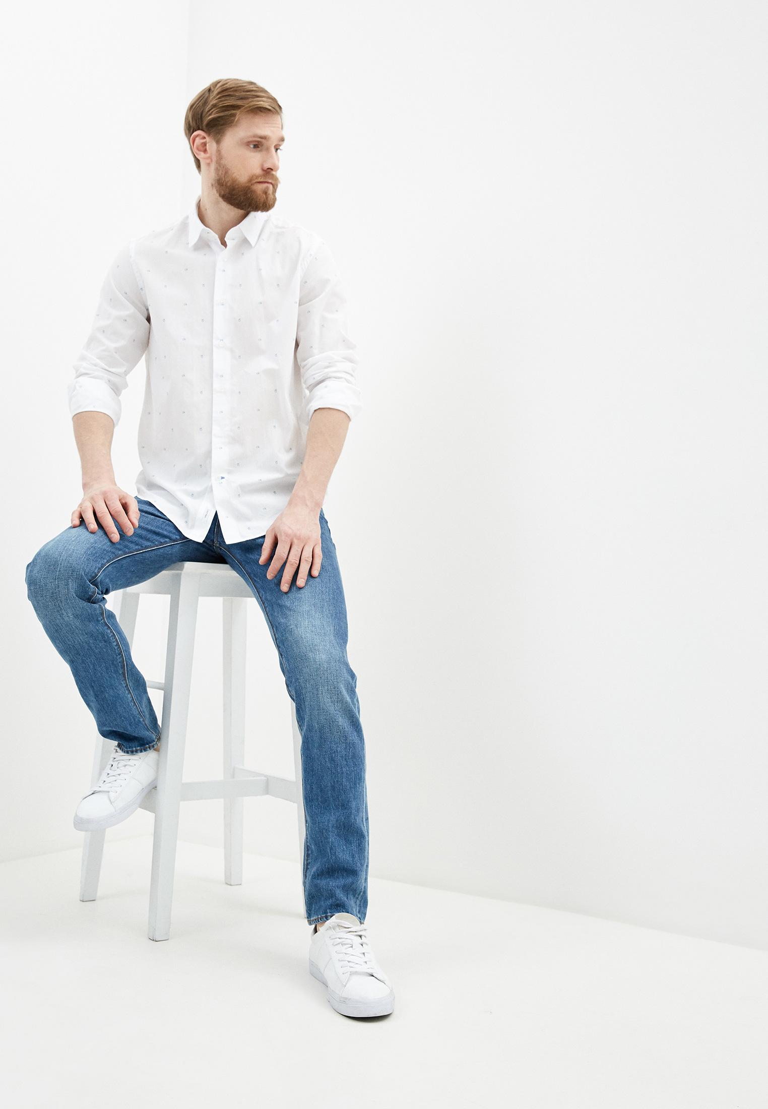 Рубашка с длинным рукавом Calvin Klein (Кельвин Кляйн) k10k105291: изображение 2