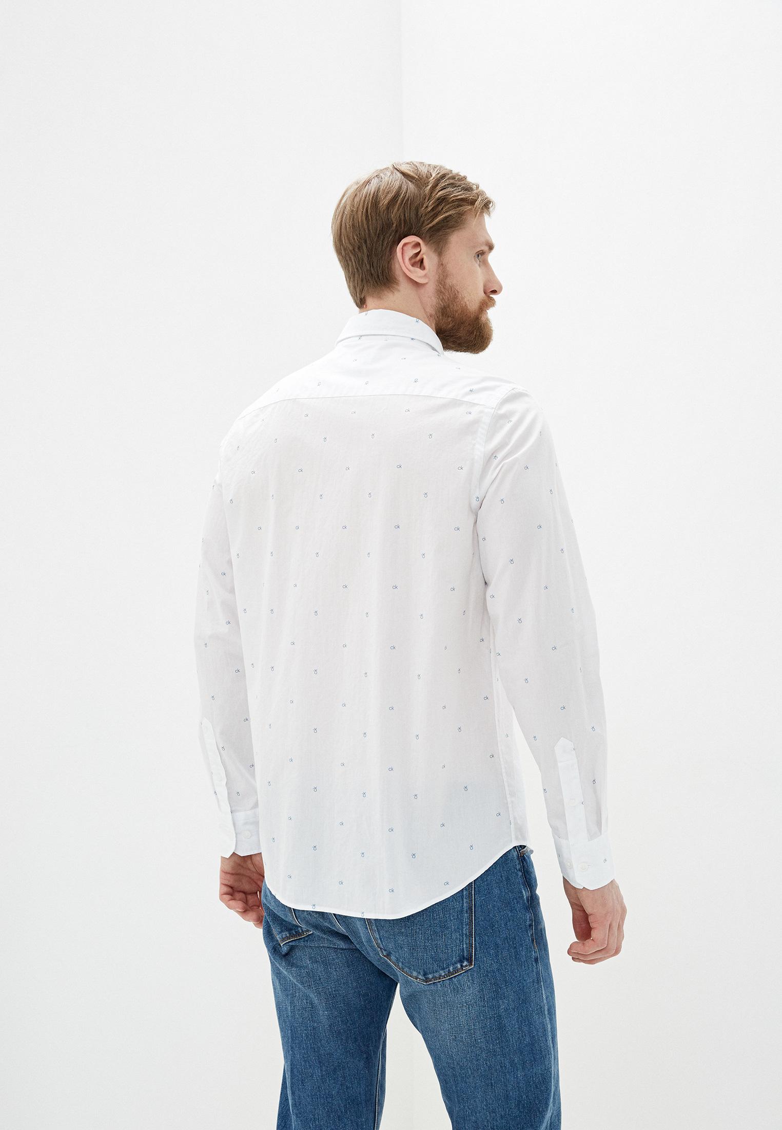 Рубашка с длинным рукавом Calvin Klein (Кельвин Кляйн) k10k105291: изображение 3