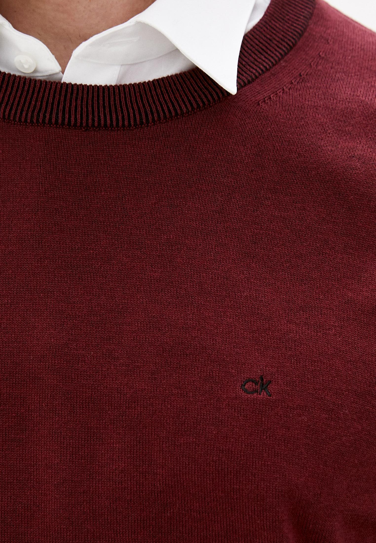 Джемпер Calvin Klein (Кельвин Кляйн) K10K104920: изображение 4