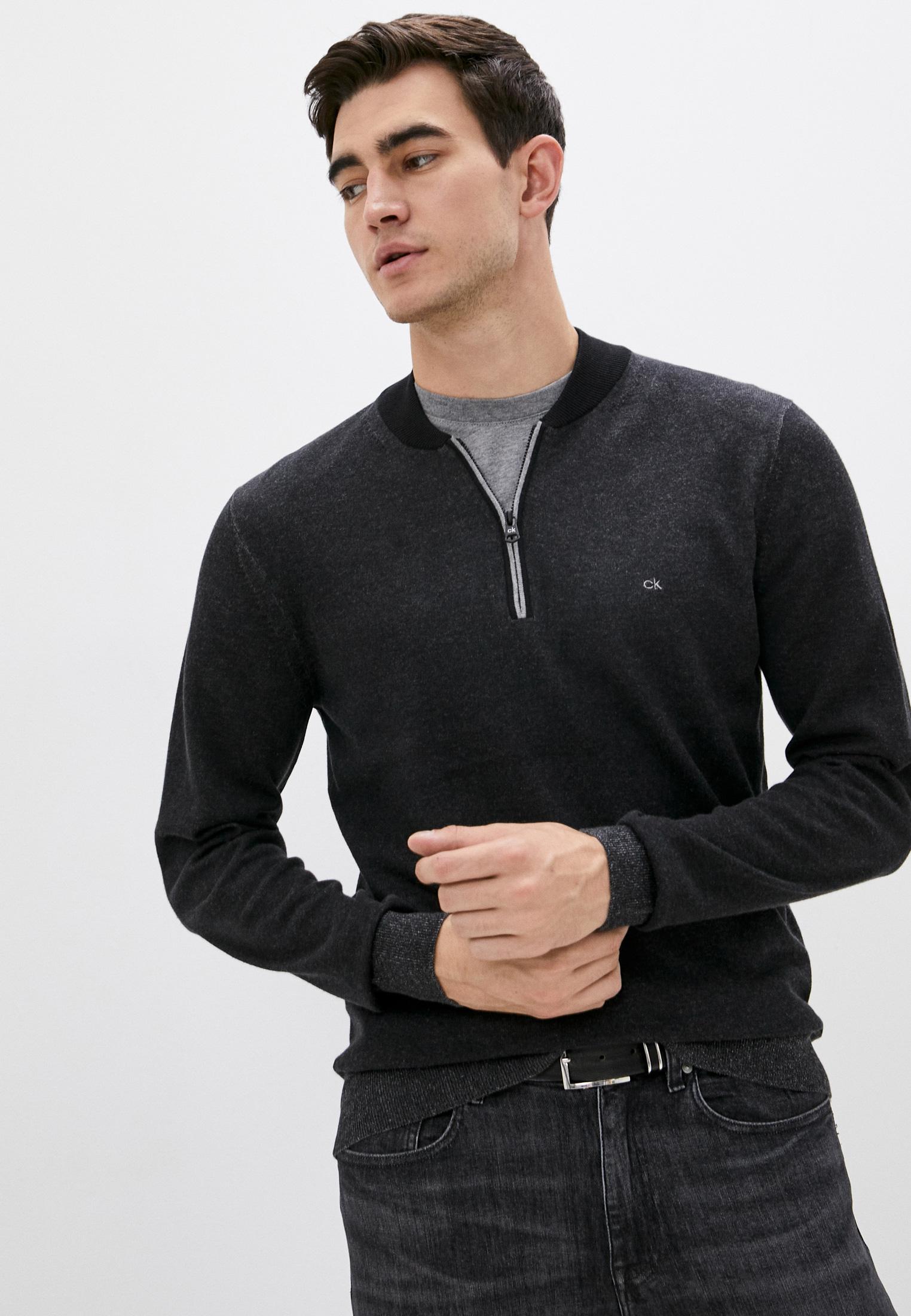 Джемпер Calvin Klein (Кельвин Кляйн) K10K105551: изображение 1