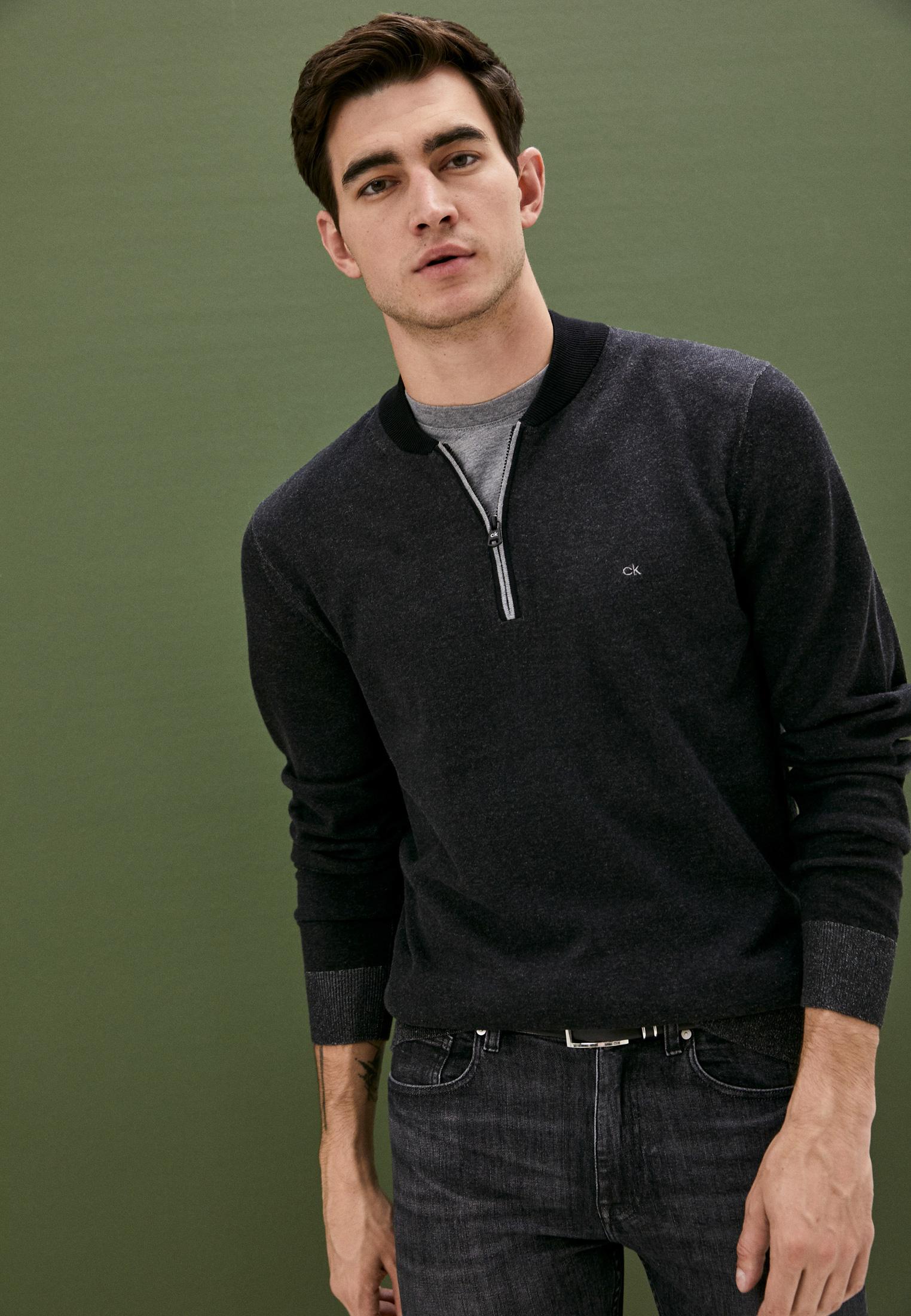 Джемпер Calvin Klein (Кельвин Кляйн) K10K105551: изображение 2