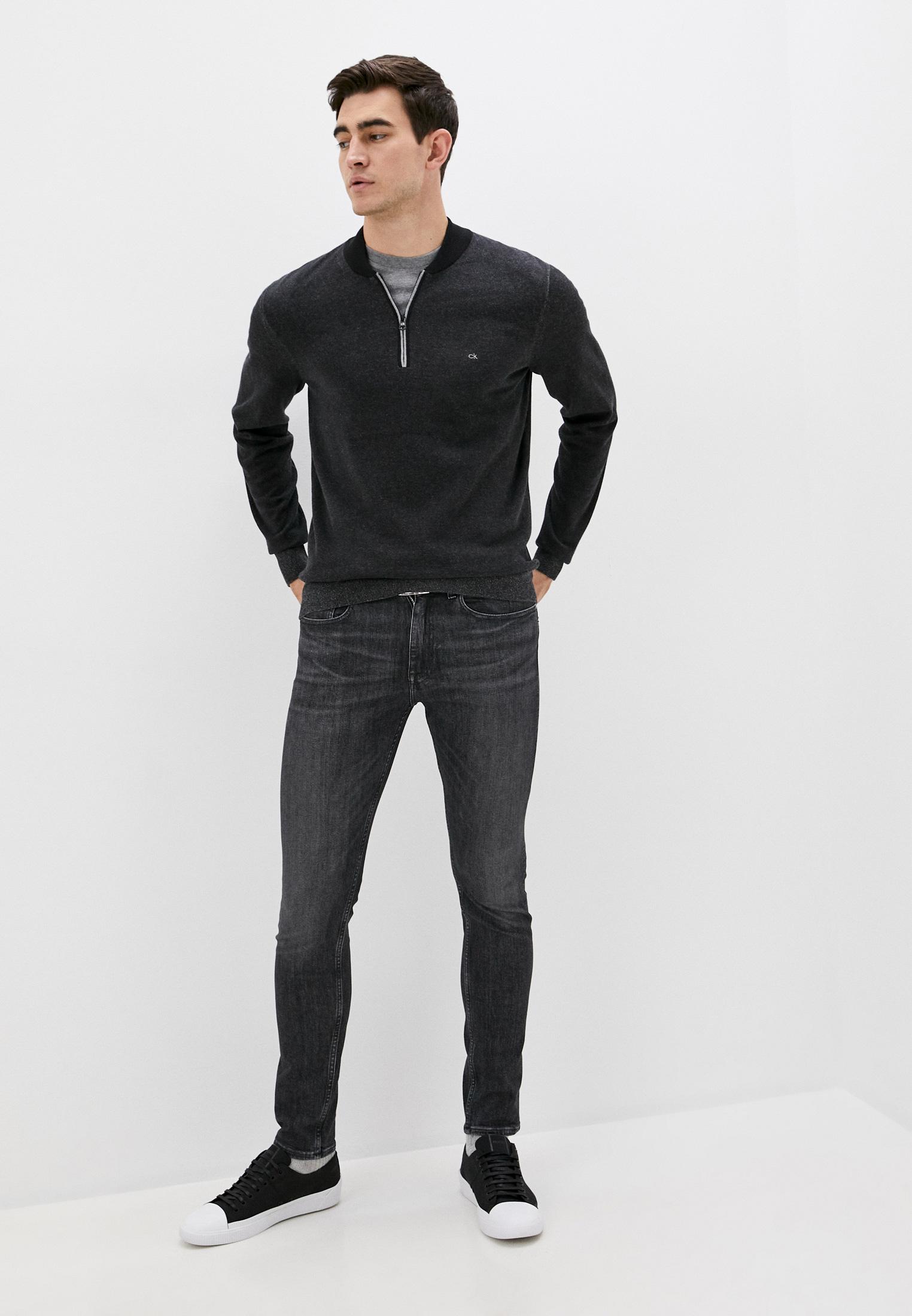 Джемпер Calvin Klein (Кельвин Кляйн) K10K105551: изображение 3