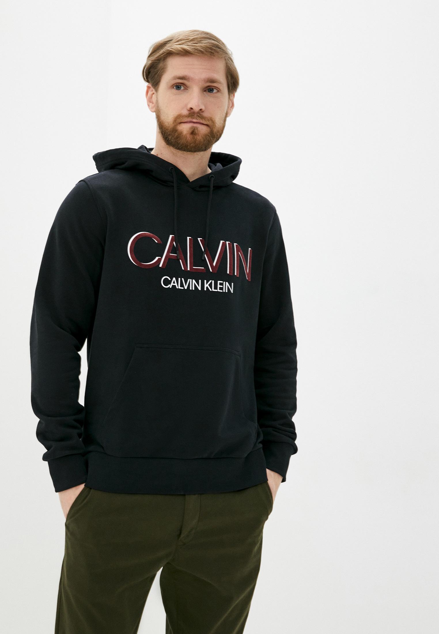 Мужские худи Calvin Klein (Кельвин Кляйн) K10K105584: изображение 1