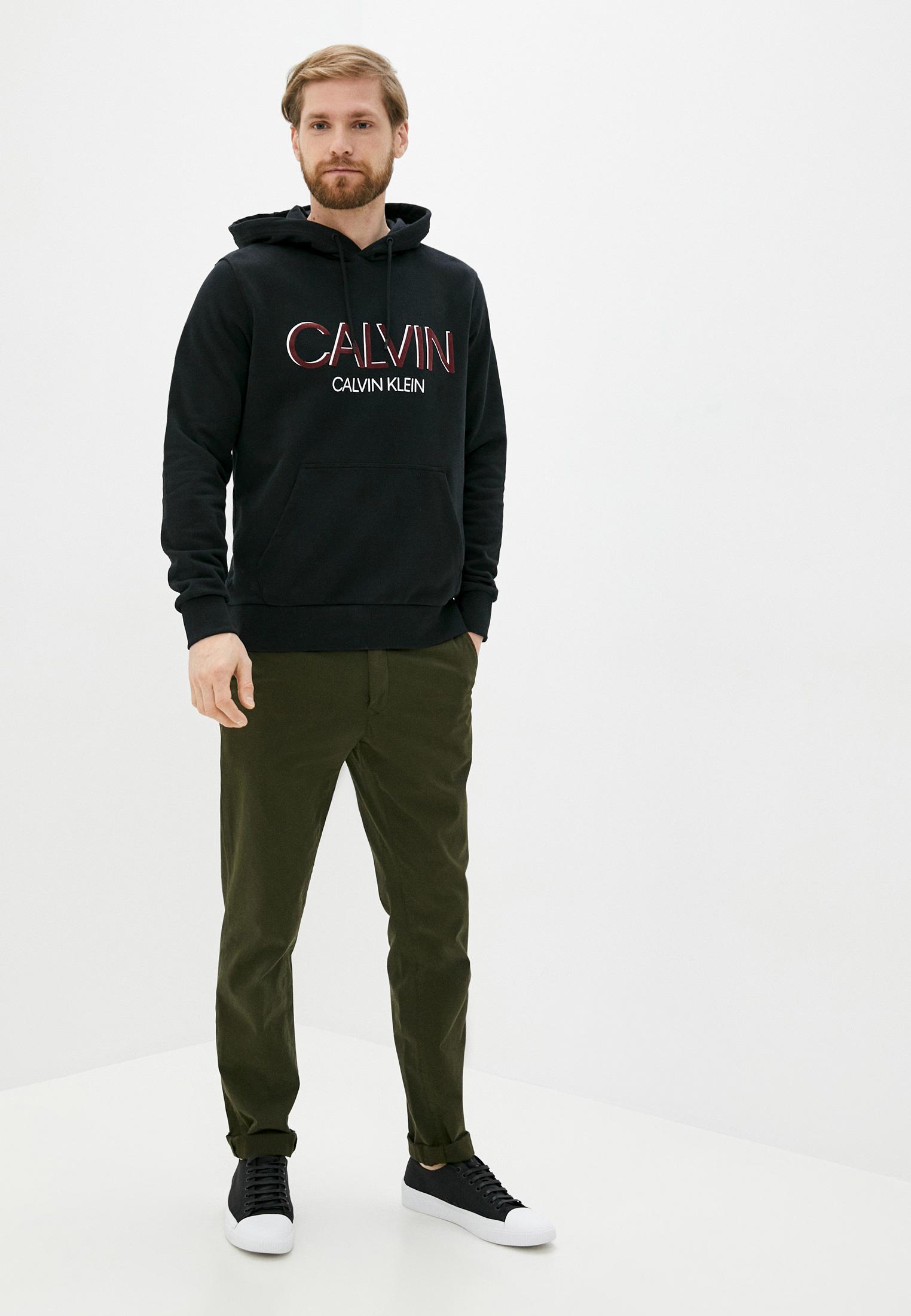 Мужские худи Calvin Klein (Кельвин Кляйн) K10K105584: изображение 2