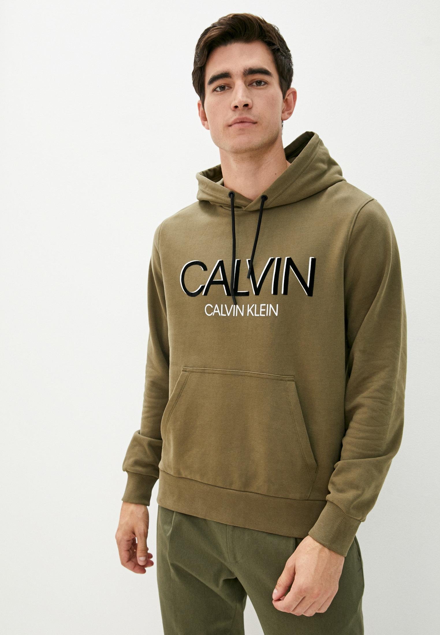 Мужские худи Calvin Klein (Кельвин Кляйн) K10K105584