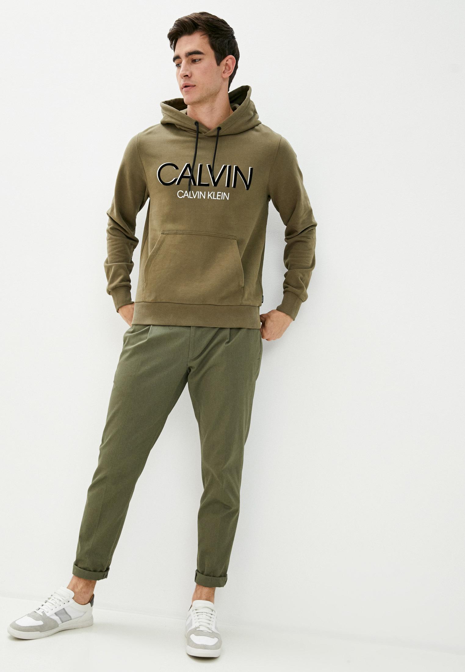 Мужские худи Calvin Klein (Кельвин Кляйн) K10K105584: изображение 3