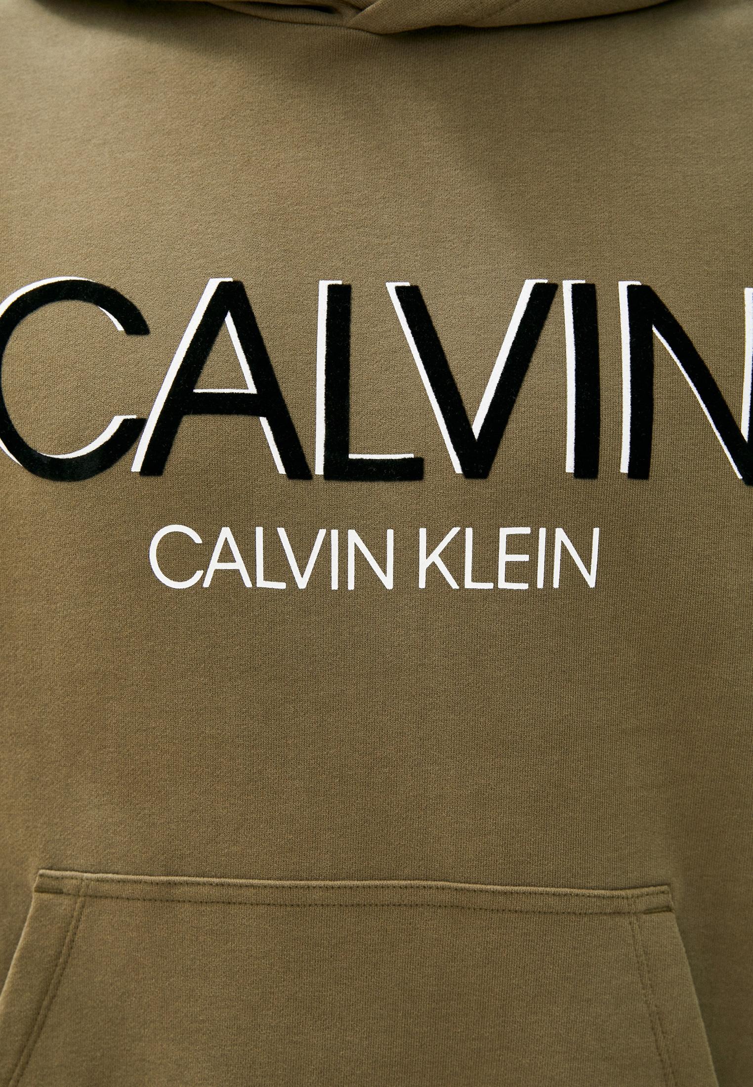 Мужские худи Calvin Klein (Кельвин Кляйн) K10K105584: изображение 5