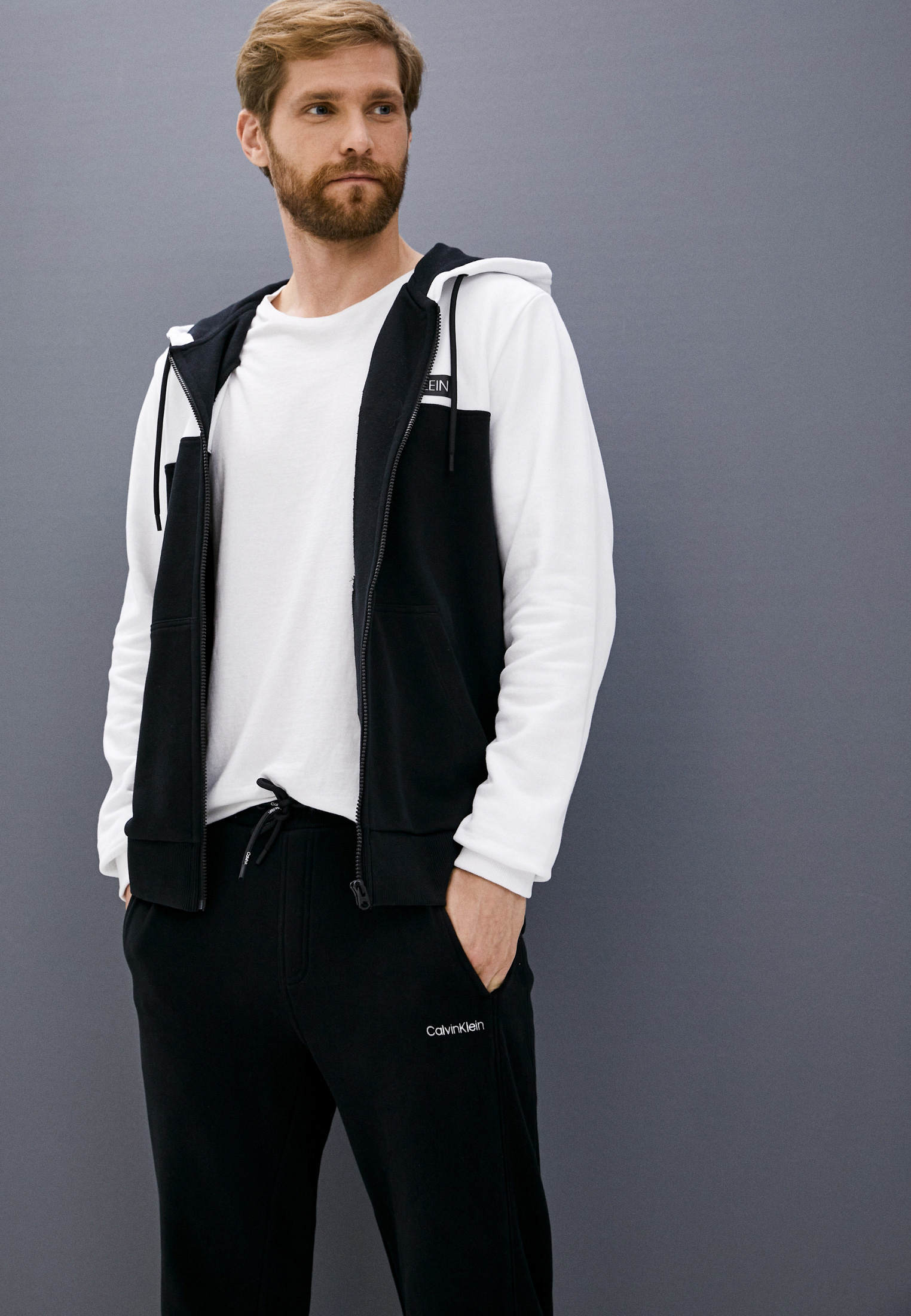 Мужские спортивные брюки Calvin Klein (Кельвин Кляйн) K10K105687: изображение 2