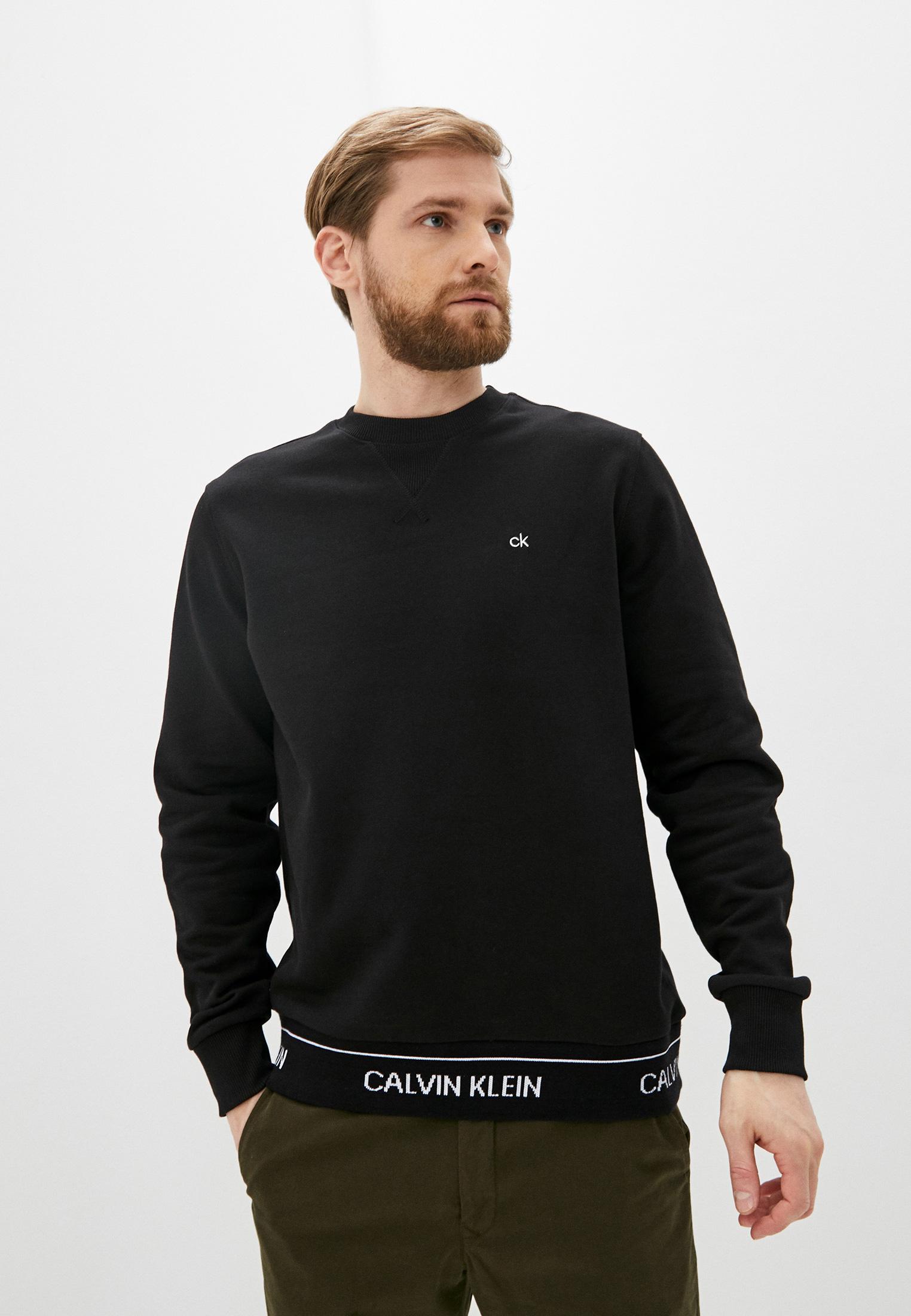 Свитер Calvin Klein (Кельвин Кляйн) K10K105589: изображение 1