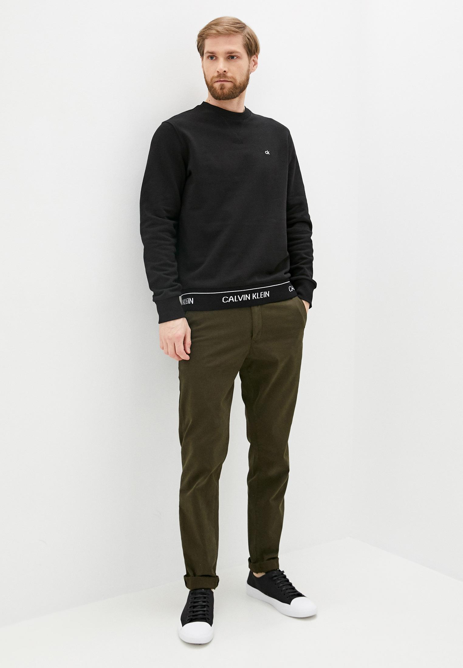 Свитер Calvin Klein (Кельвин Кляйн) K10K105589: изображение 2