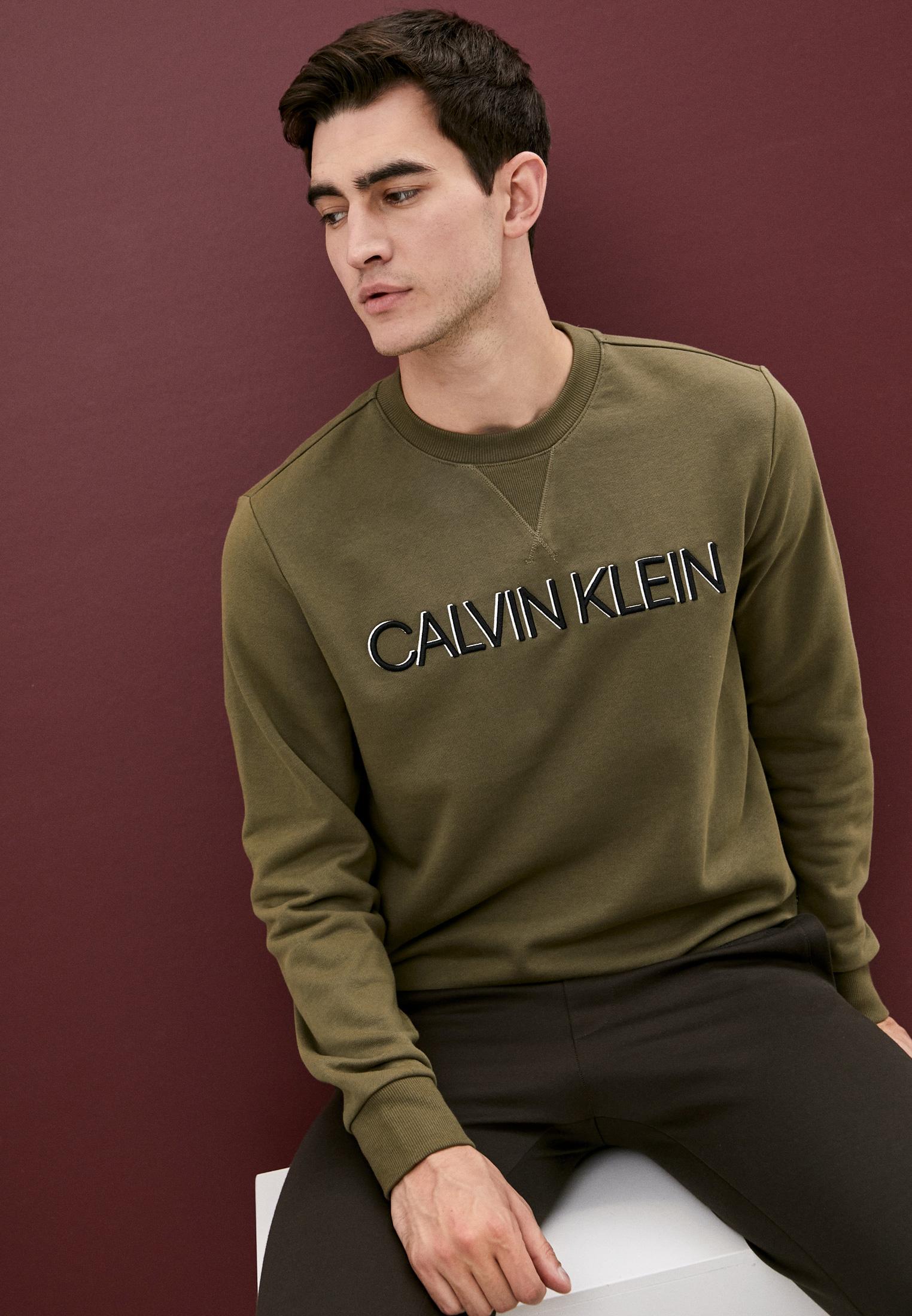 Свитер Calvin Klein (Кельвин Кляйн) K10K105585: изображение 2