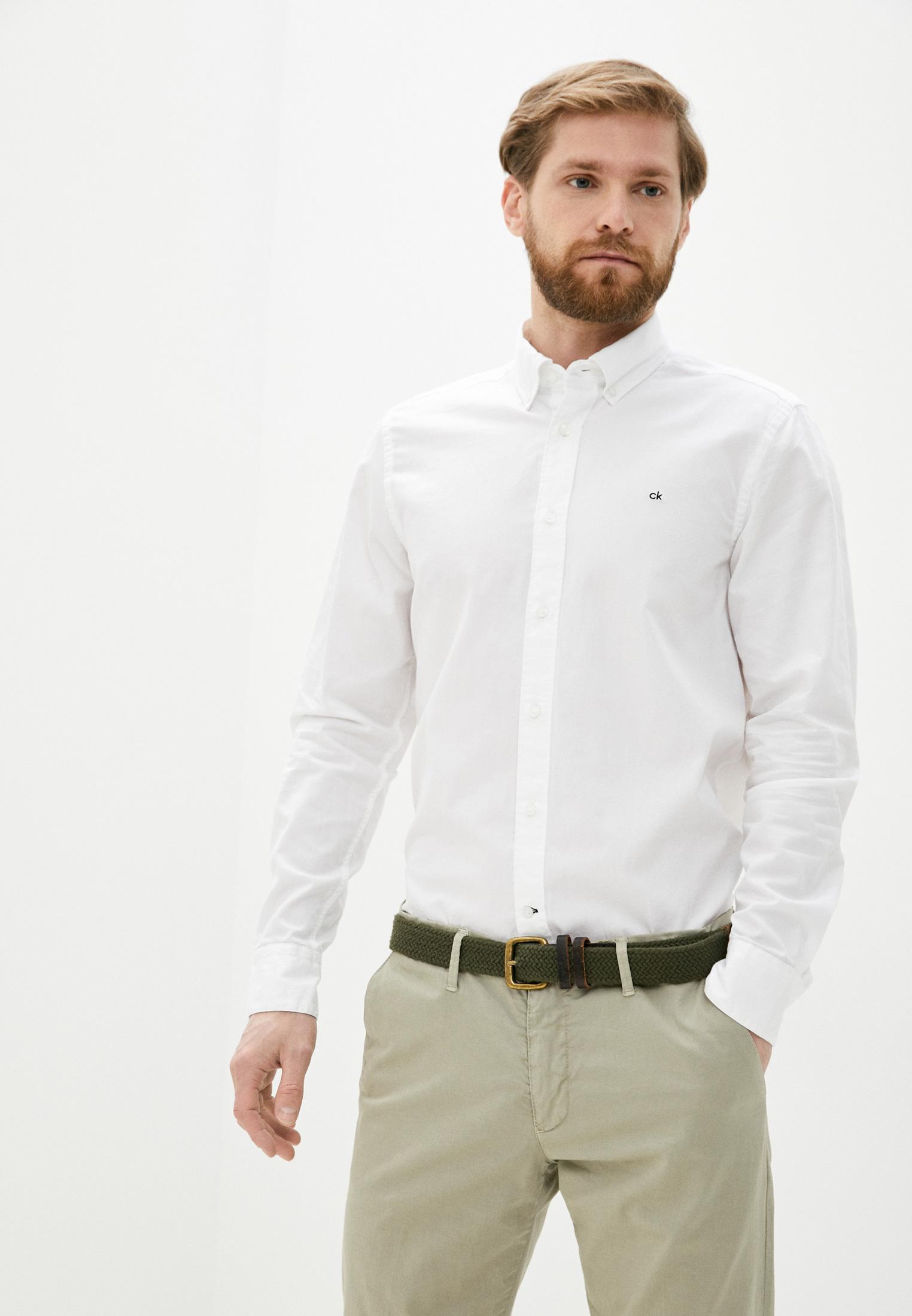 Рубашка с длинным рукавом Calvin Klein (Кельвин Кляйн) K10K105627