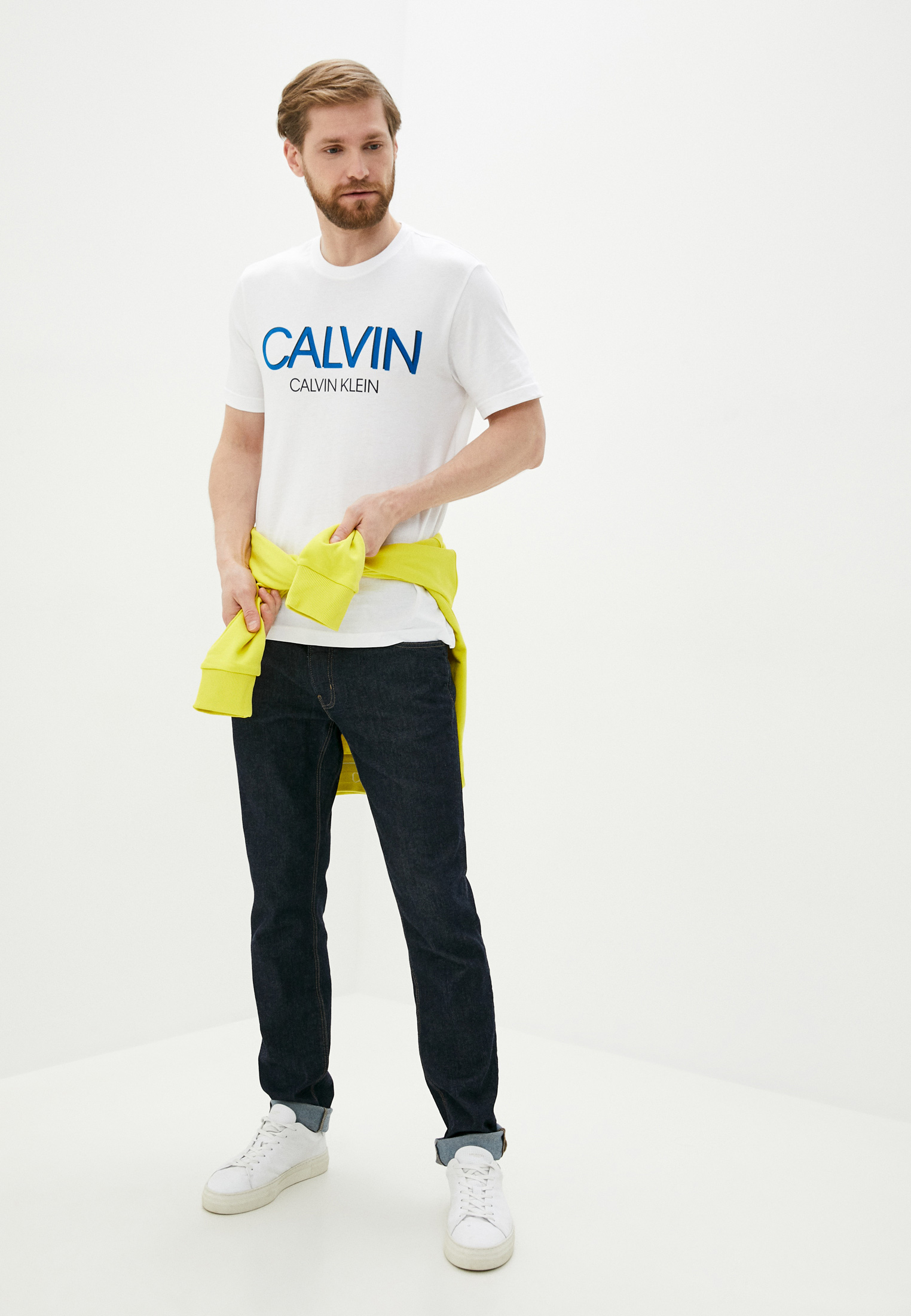 Футболка Calvin Klein (Кельвин Кляйн) K10K105569: изображение 2