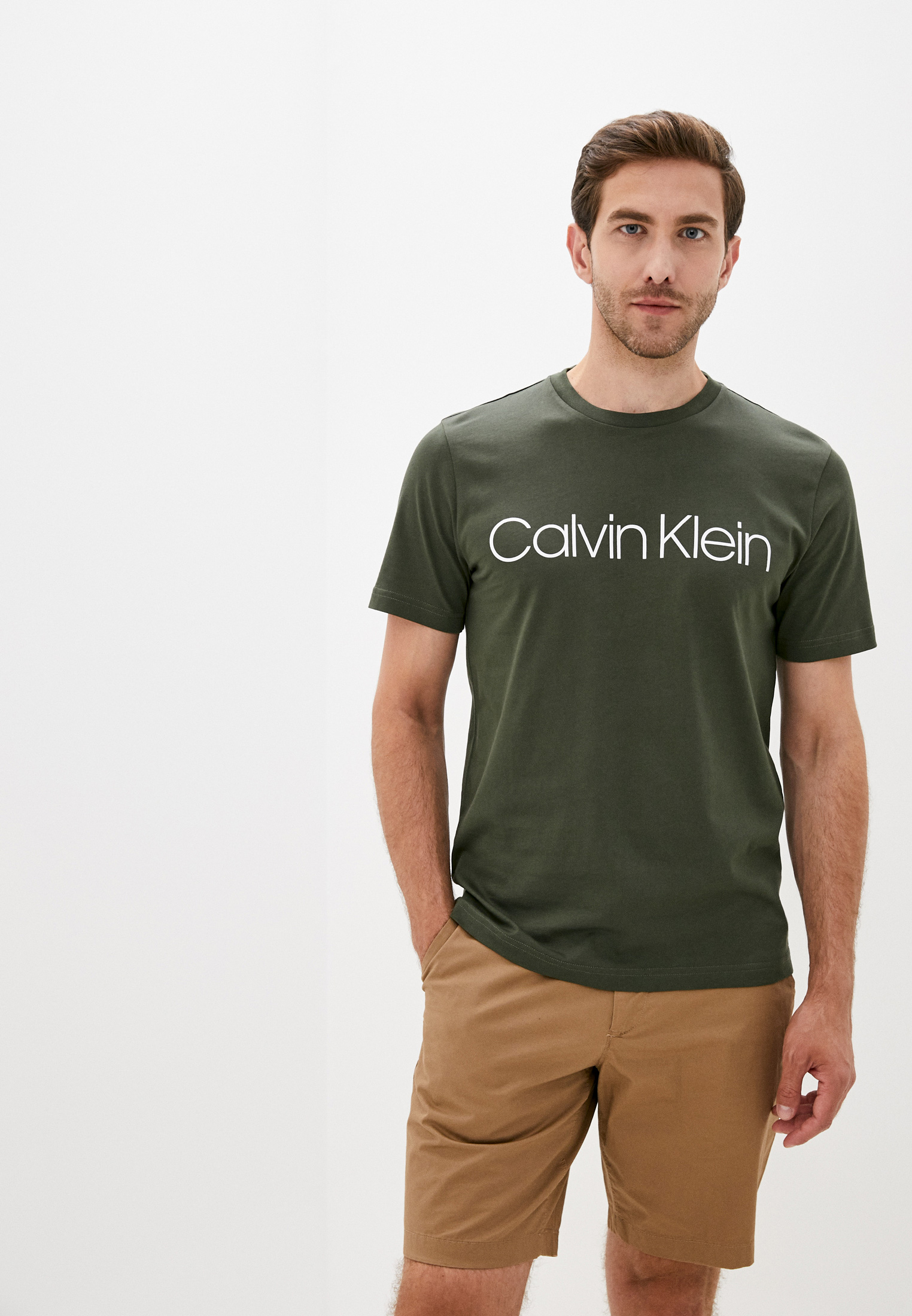 Футболка Calvin Klein (Кельвин Кляйн) K10K103078